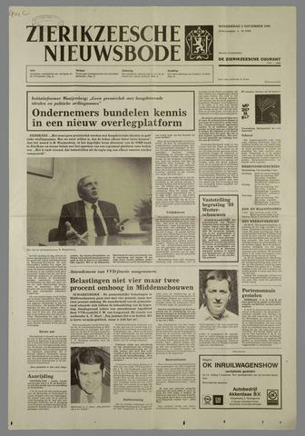 Zierikzeesche Nieuwsbode 1988-11-03