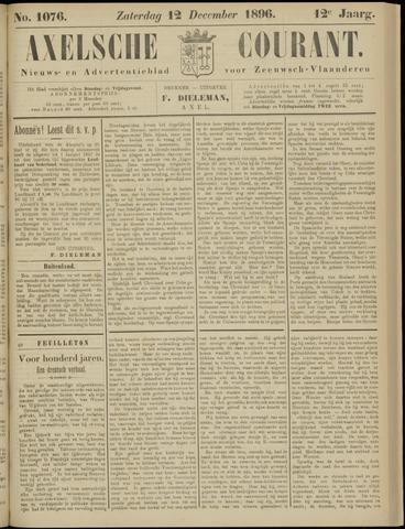 Axelsche Courant 1896-12-12