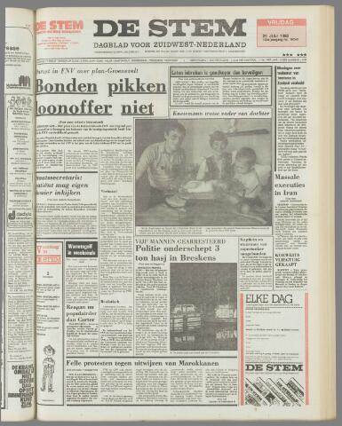 de Stem 1980-07-25