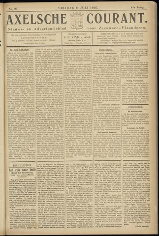 Axelsche Courant 1925-07-17