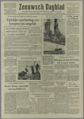 Zeeuwsch Dagblad 1957-07-03