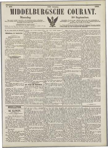 Middelburgsche Courant 1901-09-30