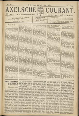Axelsche Courant 1939-03-21