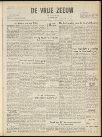 de Vrije Zeeuw 1957-05-27