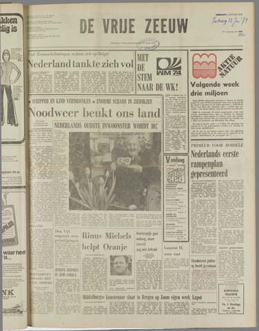 de Vrije Zeeuw 1974-01-12