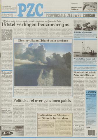 Provinciale Zeeuwse Courant 1996-10-10