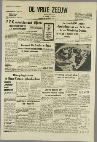 de Vrije Zeeuw 1966-07-22