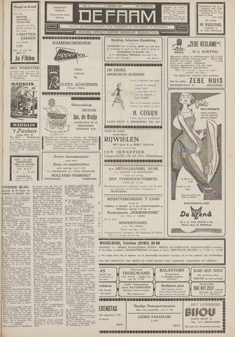 de Faam en de Faam/de Vlissinger 1961-03-17
