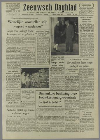 Zeeuwsch Dagblad 1957-07-09