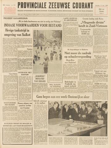 Provinciale Zeeuwse Courant 1965-09-13