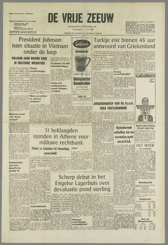 de Vrije Zeeuw 1967-11-23