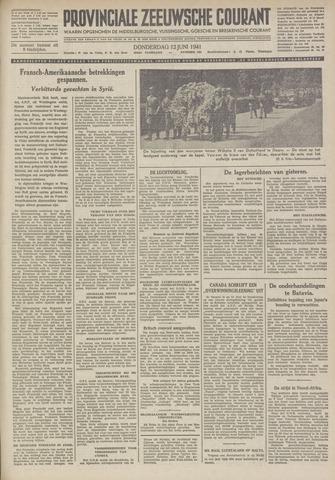 Provinciale Zeeuwse Courant 1941-06-12