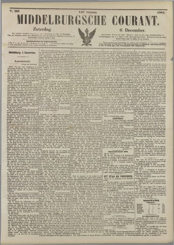 Middelburgsche Courant 1902-12-06