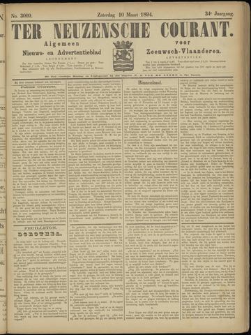 Ter Neuzensche Courant. Algemeen Nieuws- en Advertentieblad voor Zeeuwsch-Vlaanderen / Neuzensche Courant ... (idem) / (Algemeen) nieuws en advertentieblad voor Zeeuwsch-Vlaanderen 1894-03-10