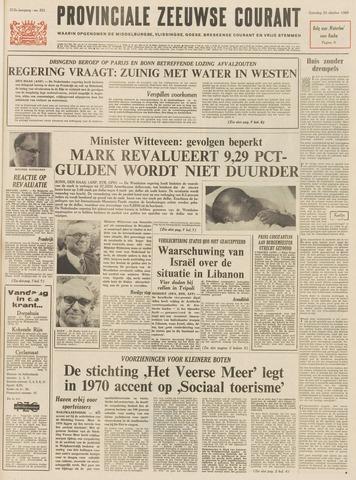 Provinciale Zeeuwse Courant 1969-10-25