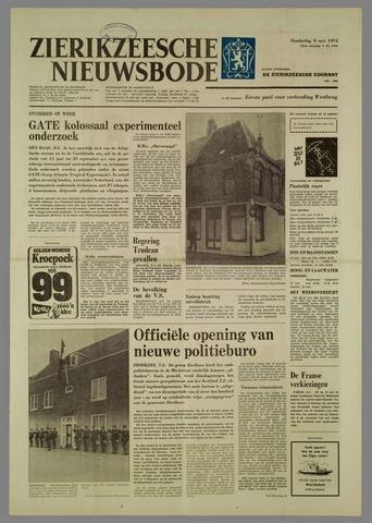 Zierikzeesche Nieuwsbode 1974-05-09