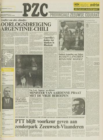 Provinciale Zeeuwse Courant 1978-01-11
