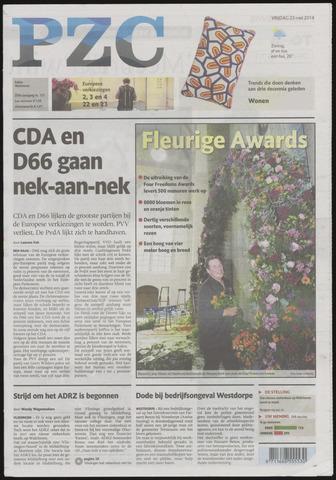 Provinciale Zeeuwse Courant 2014-05-23