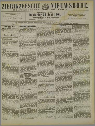 Zierikzeesche Nieuwsbode 1904-06-23