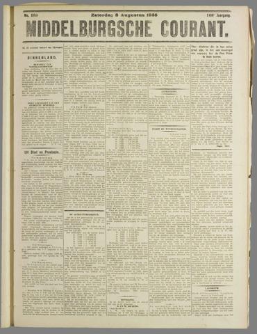Middelburgsche Courant 1925-08-08