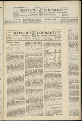 Axelsche Courant 1949-10-05