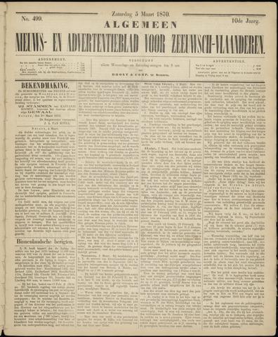 Ter Neuzensche Courant. Algemeen Nieuws- en Advertentieblad voor Zeeuwsch-Vlaanderen / Neuzensche Courant ... (idem) / (Algemeen) nieuws en advertentieblad voor Zeeuwsch-Vlaanderen 1870-03-05
