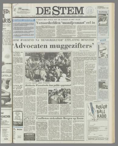 de Stem 1986-09-20