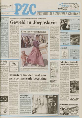 Provinciale Zeeuwse Courant 1991-05-04