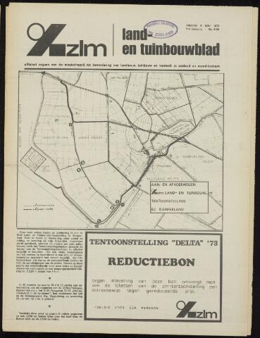 Zeeuwsch landbouwblad ... ZLM land- en tuinbouwblad 1973-06-08
