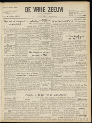 de Vrije Zeeuw 1954-09-15