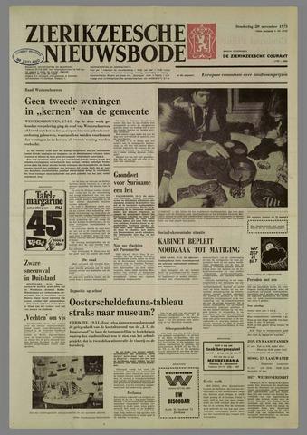 Zierikzeesche Nieuwsbode 1975-11-20