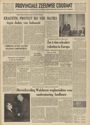 Provinciale Zeeuwse Courant 1957-12-24