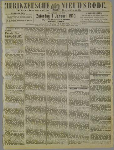 Zierikzeesche Nieuwsbode 1910
