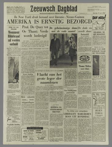 Zeeuwsch Dagblad 1962-05-19