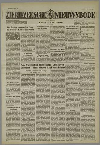 Zierikzeesche Nieuwsbode 1955-04-01