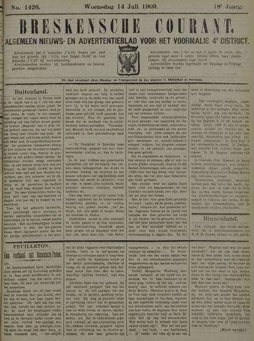Breskensche Courant 1909-07-14