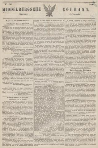 Middelburgsche Courant 1850-11-12