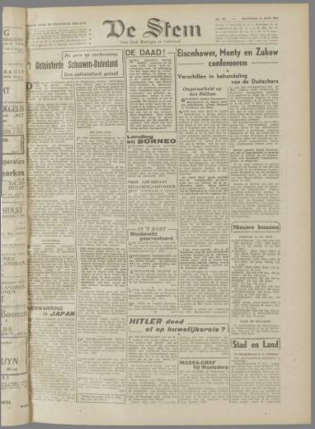 de Stem 1945-06-11