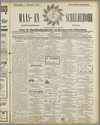 Maas- en Scheldebode 1912