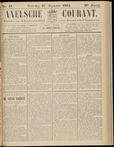 Axelsche Courant 1904-08-27