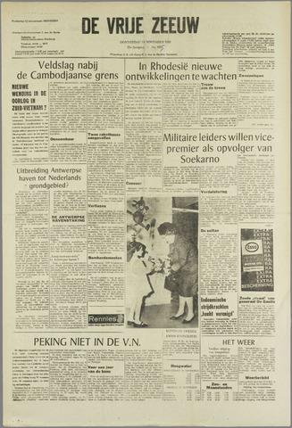 de Vrije Zeeuw 1965-11-18