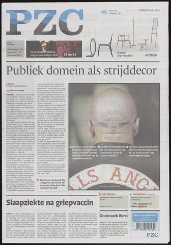 Provinciale Zeeuwse Courant 2014-05-09