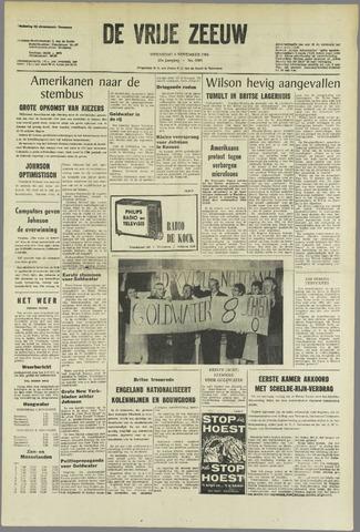 de Vrije Zeeuw 1964-11-04
