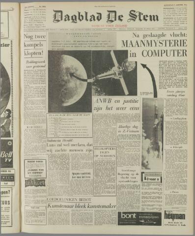 de Stem 1964-08-01