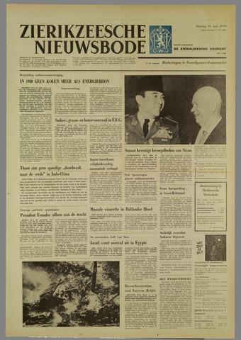 Zierikzeesche Nieuwsbode 1970-06-23