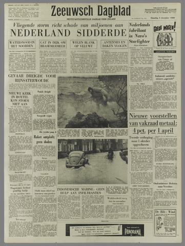 Zeeuwsch Dagblad 1960-12-05