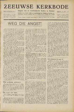 Zeeuwsche kerkbode, weekblad gewijd aan de belangen der gereformeerde kerken/ Zeeuwsch kerkblad 1950-08-18