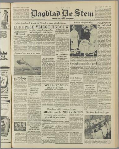 de Stem 1952-04-25