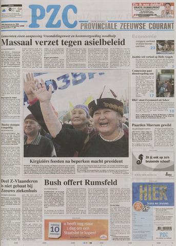 Provinciale Zeeuwse Courant 2006-11-09