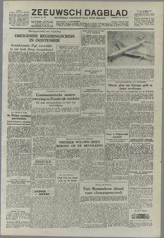Zeeuwsch Dagblad 1952-10-22
